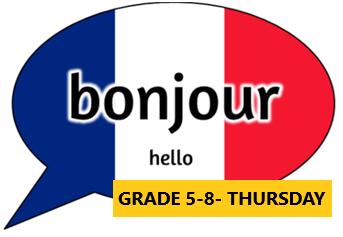 FRENCH SPEECH-GR58