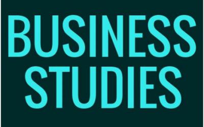 Business Studies- HighSchool – Grade 12
