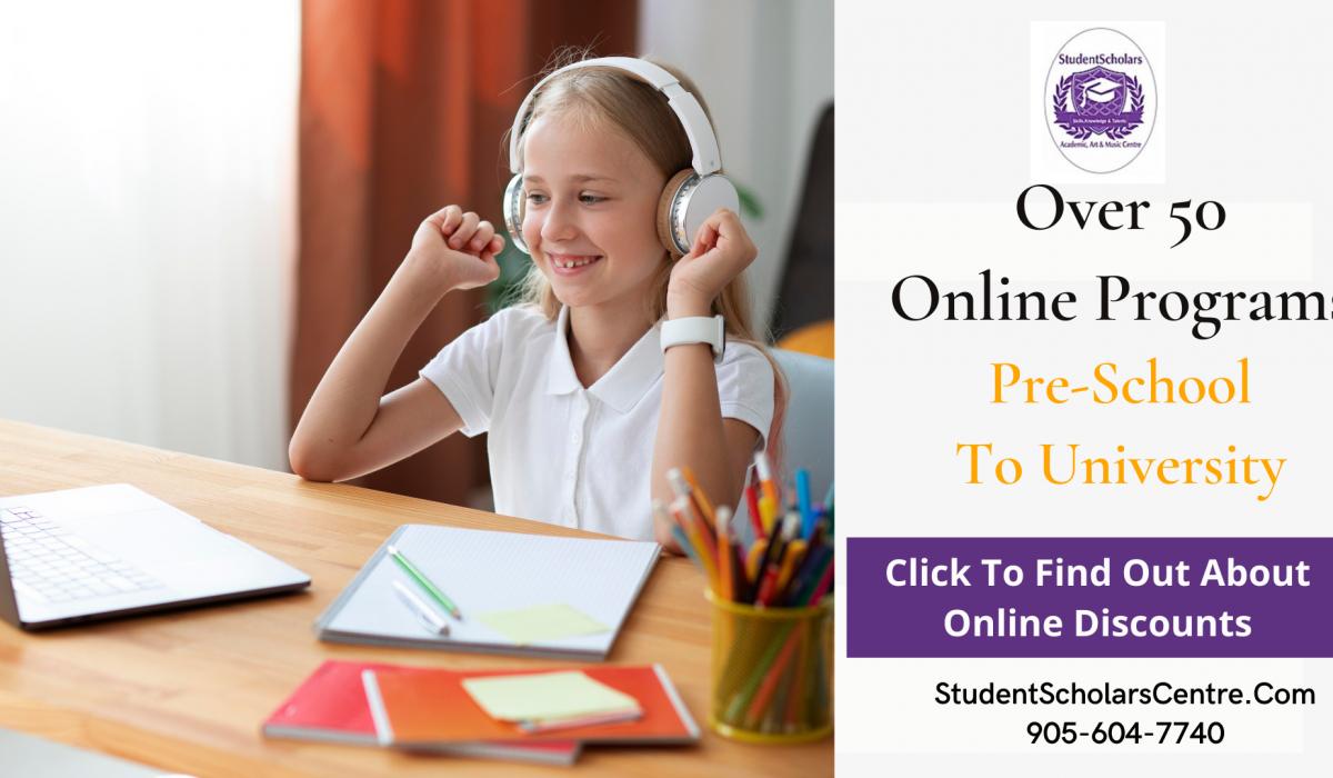 Online Classes & Tutoring